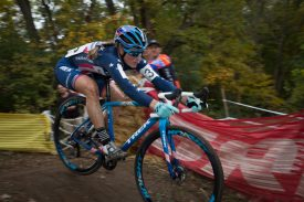 Compton Joins Hyde with Dominating Performances in Louisville ProCX Races