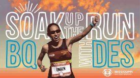 Boston Marathon Winner Des Linden to Soak Up The Run at Mississippi Gulf Coast Marathon