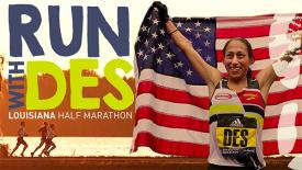 2018 Boston Marathon Winner Desiree Linden to run The Louisiana Half Marathon