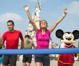 Sports Tours International Woos Runners to Disneyland Paris Magic Run Weekend