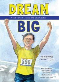 Boston Marathon Race Director Writes Children's Book About His First Attempt at Running the Famous Marathon