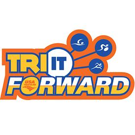 Send a Triathlon Tag and Tri it Forward with USA Triathlon