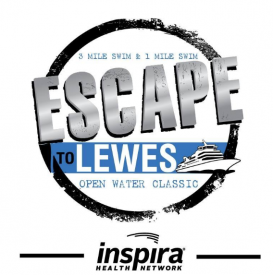 Escape to Lewes Open Water Classic Welcomes World Championship Gold Medalist Ashley Twichell