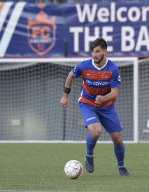 FC Cincinnati Defender Forrest Lasso Joins Team XRCEL®