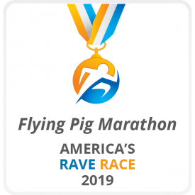 RaceRaves crowns Flying Pig Marathon America's Rave Race 2019 in March Lunacy tournament