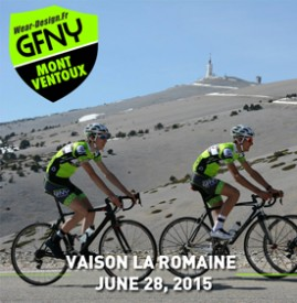 GFNY: Cyclists race to top of legendary Mont Ventoux June 28, 2015
