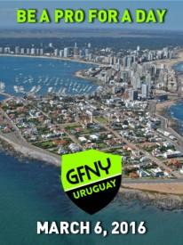 Inaugural GFNY Uruguay on March 6, 2016 in Punta del Este