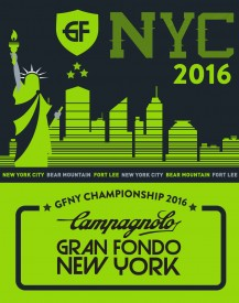6th Annual International Campagnolo GFNY Championship NYC