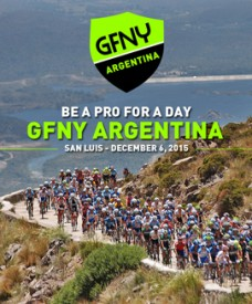 Inaugural GFNY Argentina to take place this Sunday December 6, 2015