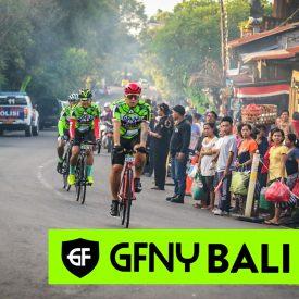 Indonesian cyclist dominates inaugural GFNY Bali