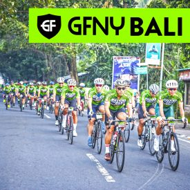 GFNY Bali hosted riders from 28 countries for a tropical sightseeing race showcasing the best of Bali