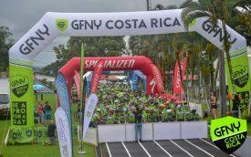 GFNY Costa Rica: photo finish in the tropics
