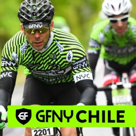Inaugural GFNY Chile to be held on November 26, 2017