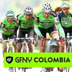 A race finish at 3,365m: GFNY Colombia this weekend