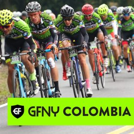 1700 riders tackled GFNY Colombia