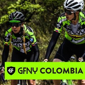 2200 riders take on GFNY Latin America Championship Colombia