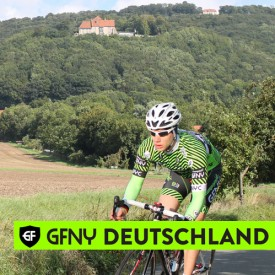 Inaugural GFNY Deutschland this weekend on fully closed roads