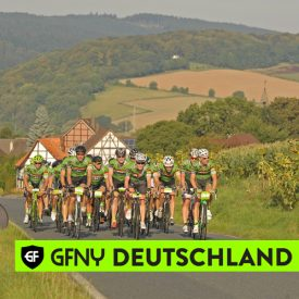Inaugural GFNY Deutschland Provided Riders from 18 Nations 166km of Fully Closed-to-Traffic Cycling in Northern Germany