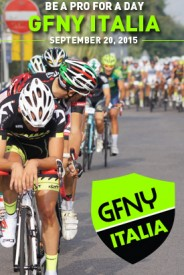 GFNY Italia receiving strong support by Italian cycling industry
