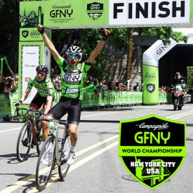 5000 riders from 97 countries conquer GFNY World Championship NYC