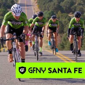 Inaugural GFNY Santa Fe is GFNY's highly anticipated second race in the US