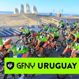 Tremendous growth for GFNY Uruguay
