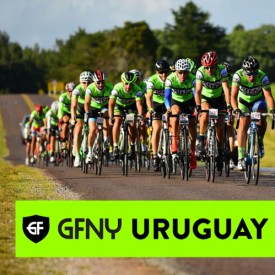 GFNY Uruguay: first mass participation cycling race ever held in the country