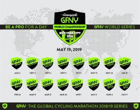 GFNY Global Cycling Marathon Series expands to 17 world-class cycling events in the 2018/19 season