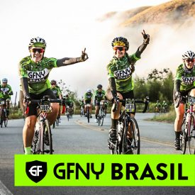 Leonardo Aguiar and Victoria Martins Reimali win GFNY Brasil