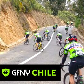 Casablanca rolls out the red carpet at inaugural GFNY Chile
