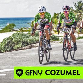 Fast, furious and hot racing at 5th GFNY Cozumel leaves Trek-Segafredo pro Pantano off the podium