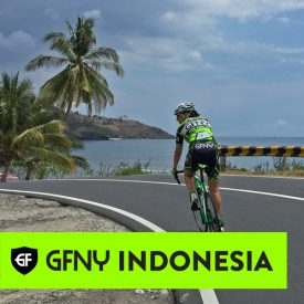 1150 police officers to close roads at inaugural GFNY Indonesia this Sunday