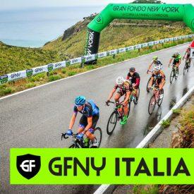 Italians dominate water battle at GFNY Italia