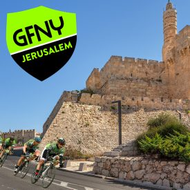 Inaugural GFNY Middle East – African Championship Jerusalem to be held on April 27, 2018