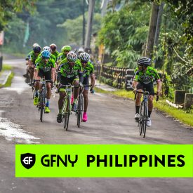 GFNY Global Cycling Marathon Series launches inaugural GFNY Philippines