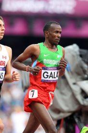 Djibouti's Mumin Gala to Race Scotiabank Toronto Waterfront Marathon