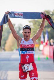 Olympian Javier Gomez Wins 2017 Des Moines Escape Triathlon
