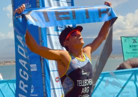 2x Olympian Gonzalo Tellechea, Suzie Snyder win XTERRA Argentina