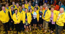 RRCA 60th Anniversary Convention and Birthday Celebration a Huge Success