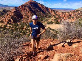 Altra's Newly Signed Elite Athlete Hayden Hawks Sets Course Record at Artenara Trail 30k
