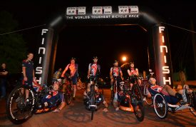 Race Across America (RAAM) Racers Raise Funds and Awareness for Multiple Charities