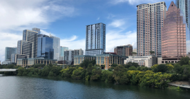 Austin Marathon, Hilton Ink Partnership