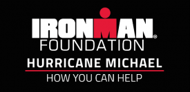 IRONMAN Foundation, HOKA ONE ONE, and Firehouse Subs Public Safety Foundation Team Up for Hurricane Michael Relief at IRONMAN Florida