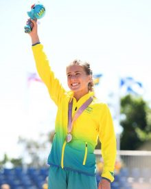 Australia's Jess Trengove To Race Scotiabank Toronto Waterfront Marathon