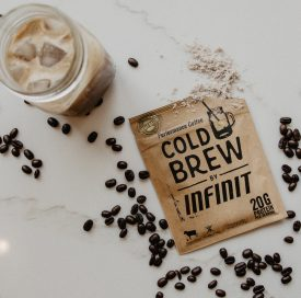 INFINIT Nutrition Introduces COLD BREW Performance Coffee