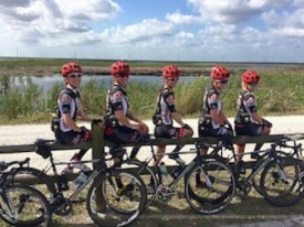 The Hottest New Team in Women's Pro Racing Joins Team XRCEL