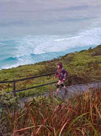 Altra Elite Candice Burt Wins  Australia's Delirious WEST 200-Miler