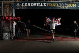 Ian Sharman and Devon Yanko Claim Victory at 35th Annual Blueprint for Athletes Leadville Trail 100 Run Presented by New Balance