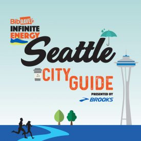 BibRave Creates Infinite Energy Guide to Seattle in Partnership with Brooks Running Company