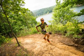 XTERRA Oak Mountain weekend racing wrap